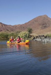 Orange River Namibia